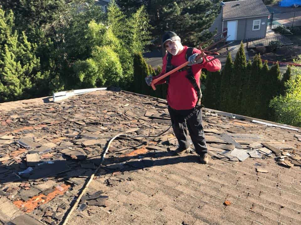 Roofing Replacement Project